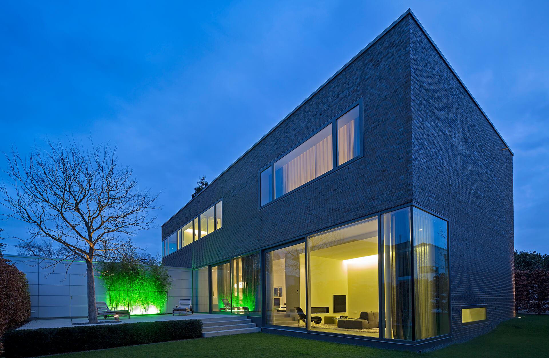 Haus B – Wohnhaus