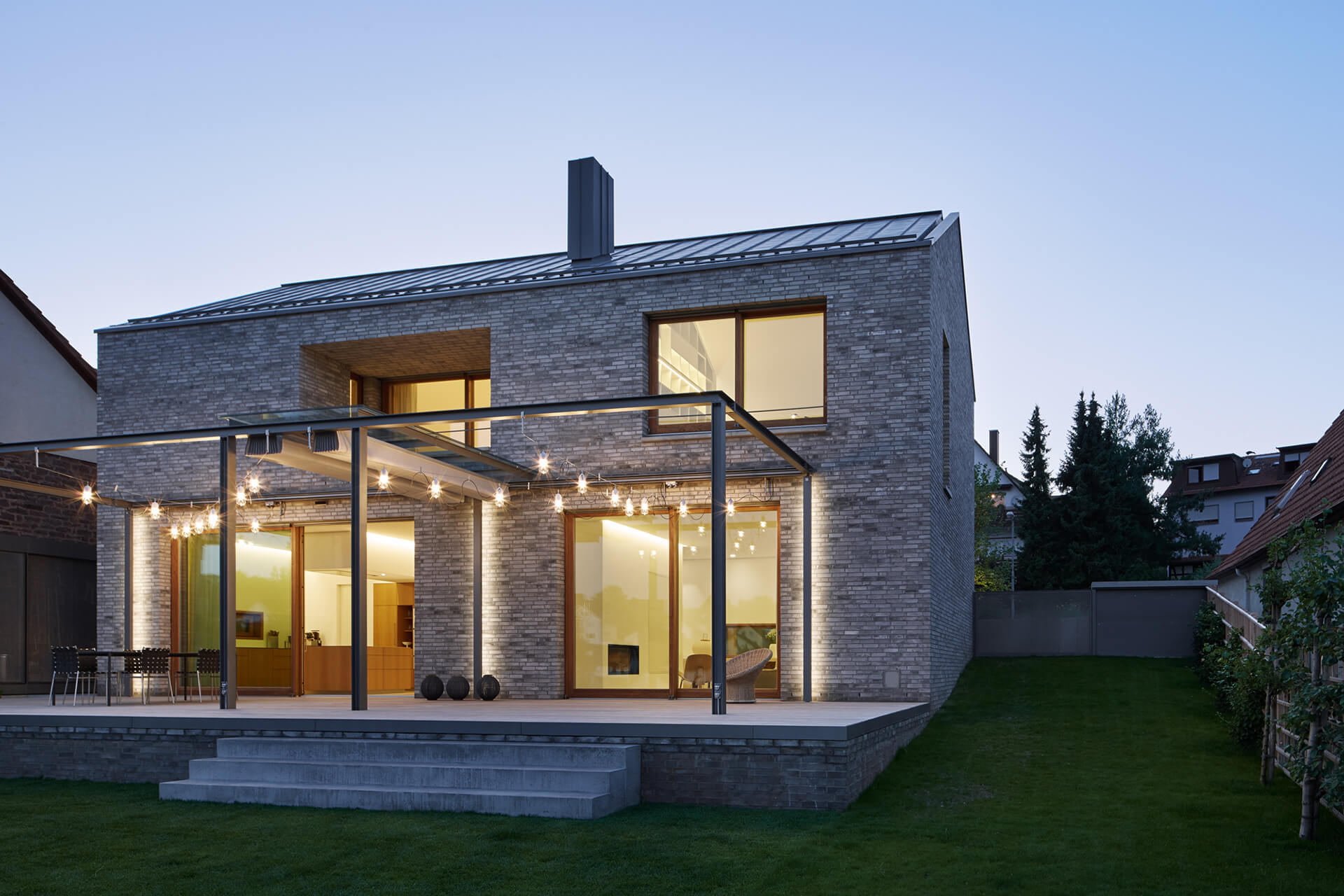 Haus M – Wohnhaus