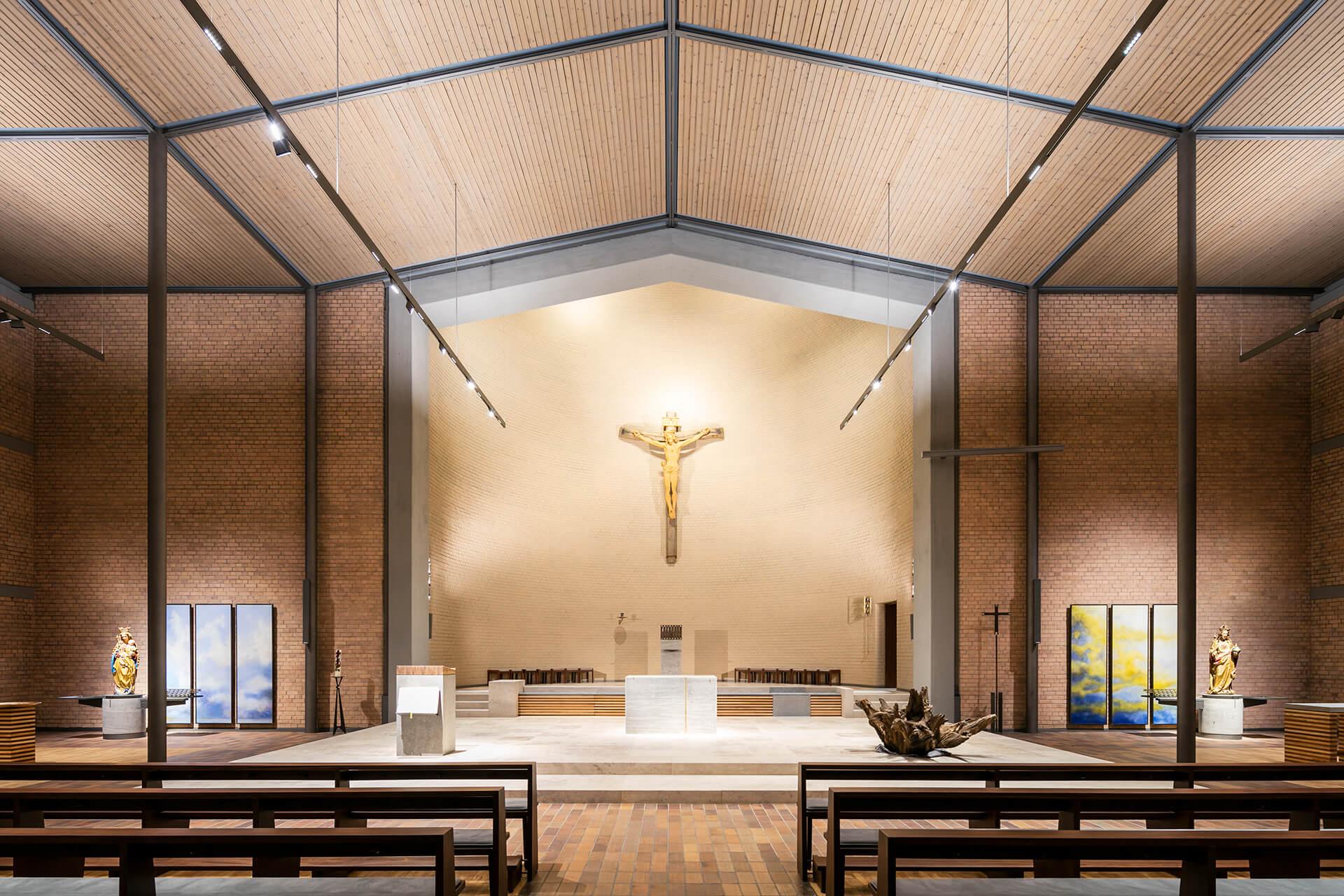 Katholische Kirche St. Martin Karlsruhe