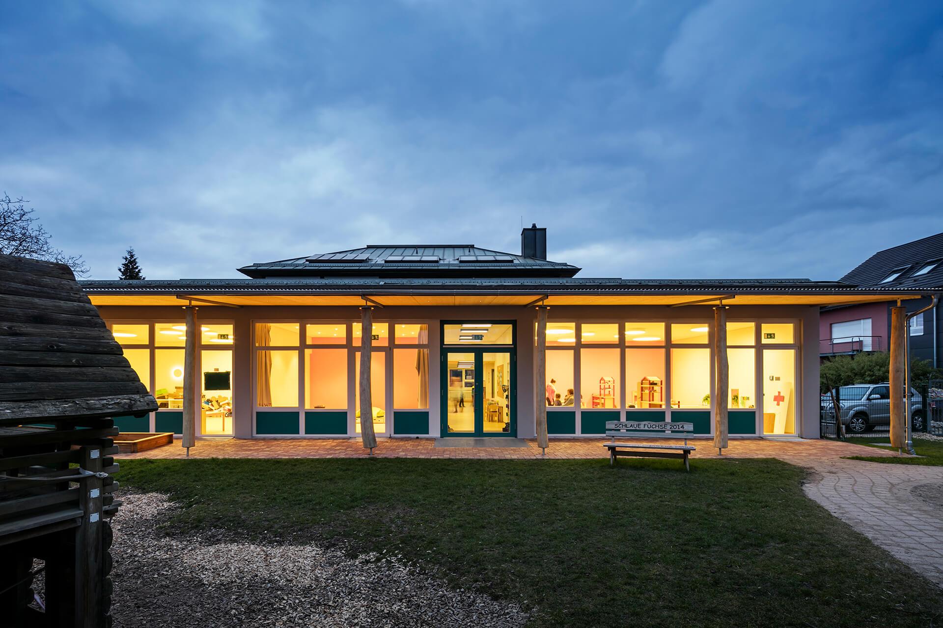 Kindergarten St. Raphael Ettlingen Oberweier