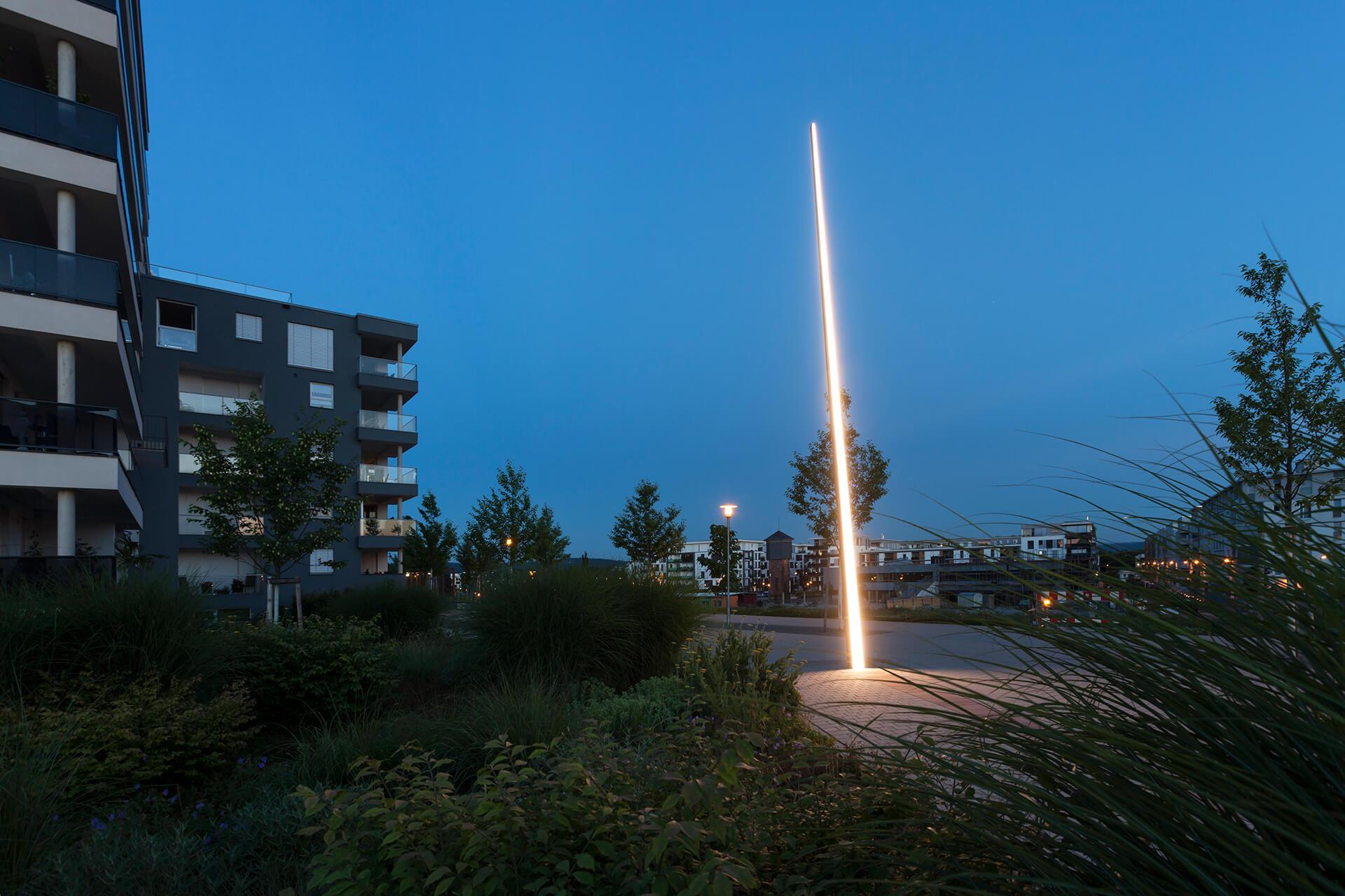 Park Arkaden – Lichtnadel