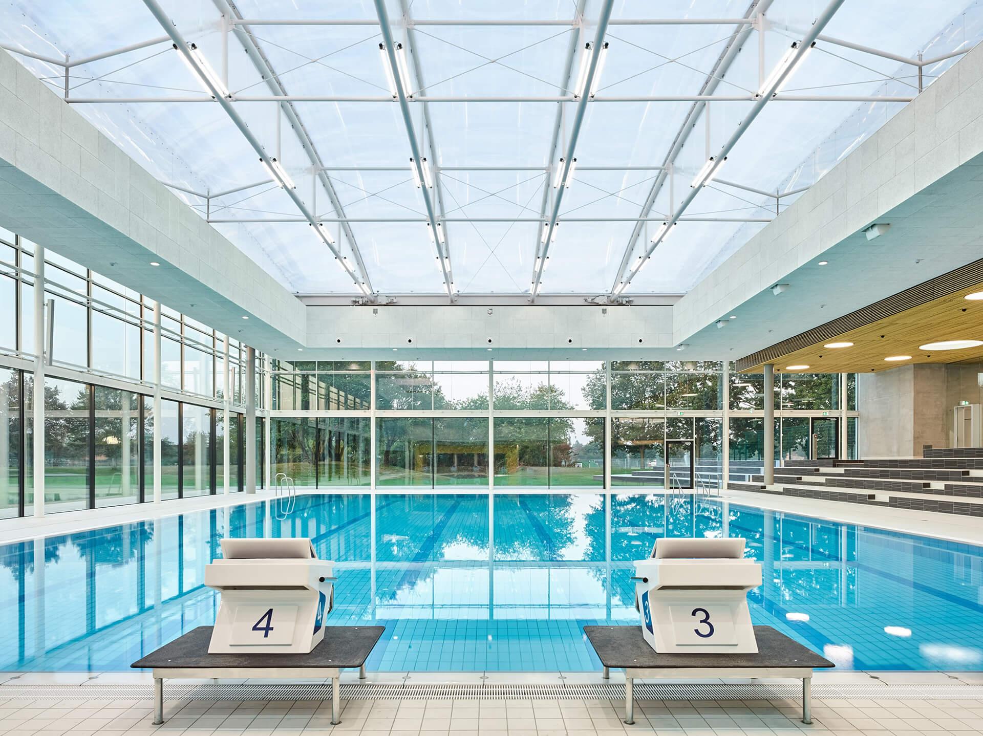 Fächerbad Karlsruhe – Die sportliche Schwimmwelt in Karlsruhe